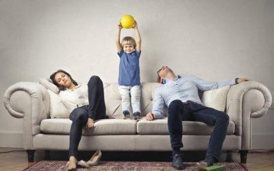 Prendre du temps pour soi quand on a de jeunes enfants, c'est possible!