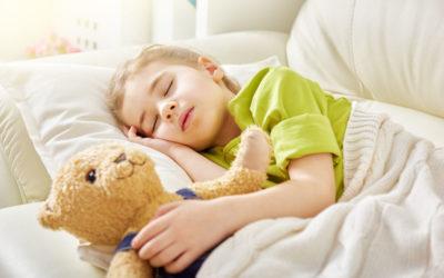 Aidez votre enfant à bien dormir ! Hypnose et sommeil